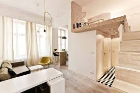 Small apartment design by 40XA Cool Small Apartment Design