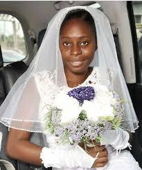busola umoren bride with no makeup 1