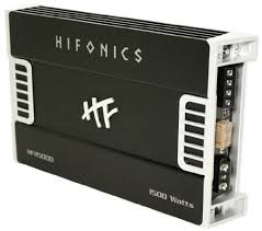 amazon com hifonics hfi1500d 1 500 watt rms mono block amplifier hifonics hfi1500d 1 500 watt rms mono block amplifier