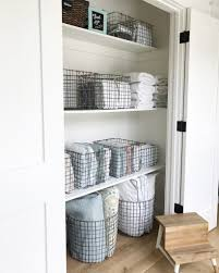 back to useful spaces linen closet ideas