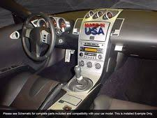 2003 nissan 350z interior. dash trim basic kit 11pcs fits nissan 350 z 20032005 manual trans nis350 2003 nissan 350z interior