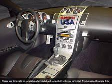 2004 nissan 350z interior. dash trim basic kit 11pcs fits nissan 350 z 20032005 manual trans nis350 2004 nissan 350z interior