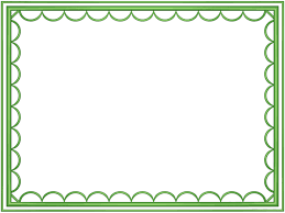Simple Green Border Barca Fontanacountryinn Com