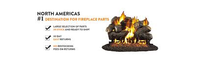 Welcome to the Largest Fireplace Replacement Parts Store!