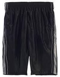Gioberti Mens Sports Athletic Basketball Shorts Elastic Waist