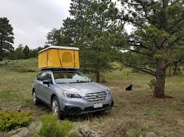 Review Roofnest Sparrow Roof Tent