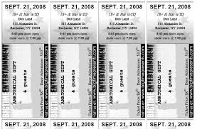 Show Ticket Template Free Printable Ticket Template Fishing For Missions Ticket
