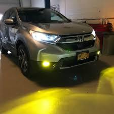 2016 Honda Crv Fog Light Assembly Honda Crv Fog Light Led Bulbs Usa Made Slf Luxeon Led