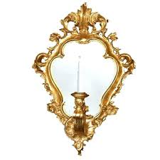 mirror candle wall sconce gold wall sconces for candles french chic mirror candle wall sconce gold wall sconce candle holder