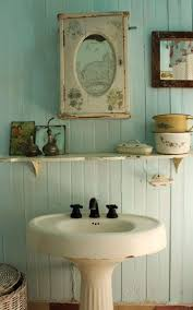 Bathroom: Outstanding Shabby Chic Bathrooms 28 Ways To Give Your Bathroom A  Vibe From Spike Milligan
