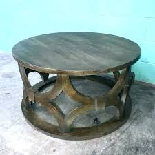 world market end table carved round coffee table tribal world market world market macrame table runner