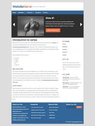 Free Css Website Templates Free Css Templates sadamatsuhp 1