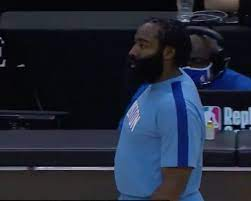 James Harden got absolutely body-bagged ...