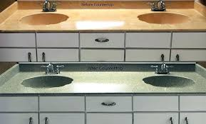 refinish cultured marble bathroom sink 4 painting countertops refinishing