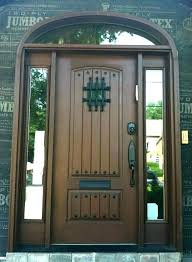 speakeasy entry door rustic front contemporary grand entrance collection stained cherry fiberglass inside doors double images fro