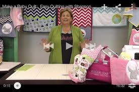 Make a Cuddle Blanket with Missouri Star Quilt Co. – Sewciety – My ... & ... Missouri Star Quilt Co. Jenny Adamdwight.com