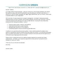 Executive Cover Letters Executive Cover Letter Operations Executive Cover Letter Sample