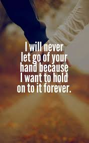 Quote About Hands And Love Quotes By People
