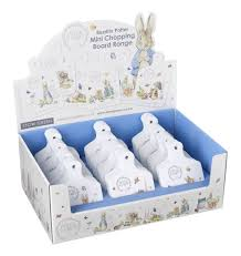 stow green peter rabbit mini chopping board assorted designs