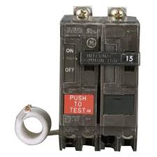 ge distribution thqb2120gf ground fault molded case circuit ge distribution thqb2120gf ground fault molded case circuit breaker 20 amp 120 240 volt ac 2 pole bolt on mount