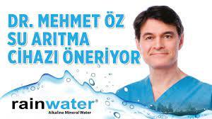 Dr. Mehmet Öz Su Arıtma Cihazı Öneriyor - Rainwater Su Arıtma Sistemleri -  YouTube