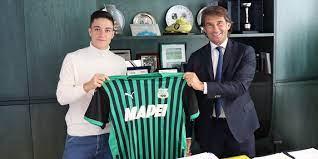 Contract extension until June 2024 for Giacomo Raspadori – U.S. Sassuolo  Calcio