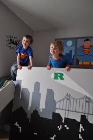 Superhero Boys Room Remodelaholic Amazing Superhero Boys Room