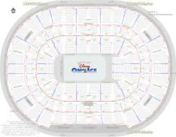 Disney On Ice Dallas Seating Chart Chicago United Center Seat Numbers Detailed Seating Plan