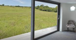 bright and modern large sliding glass doors blinds for extra patio with regard to designs 4
