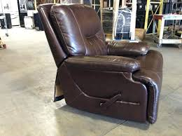 recner pertag simon li recliner leather power