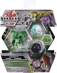 Bakugan battle brawlers / бакуган. Bakugan Starter Pack Season 2 Bakugan Season 2