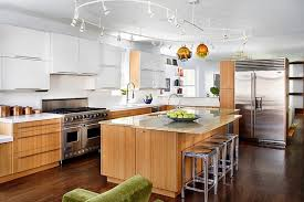 led track lighting kitchen. 16 functional ideas of track kitchen lighting led
