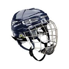 Hockey Helmet Bauer Re Akt 100 Combo Navy Shop Hockey Com
