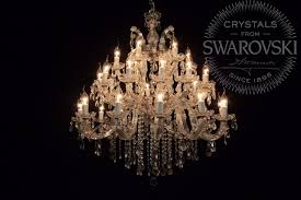 maria theresa swarovski chandelier al or hire