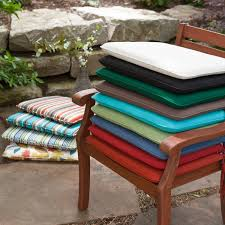 rocking chair design outdoor cushions sets c coast attached bright colors polyester fiber batting soft pads