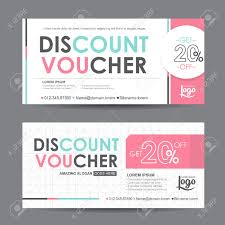 discount voucher template colorful pattern cute gift voucher vector discount voucher template colorful pattern cute gift voucher certificate coupon design template collection gift certificate business card