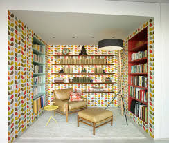 living room orla kiely multi: incorporated part  incorporatednybohemian apartment study incorporated part