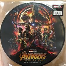 <b>Avengers</b>: <b>Infinity</b> War (Original Motion Picture Soundtrack)