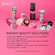 may 2019 benefit cosmetics may 2019 benefit cosmetics