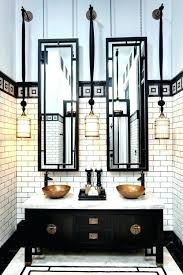Bathroom Vanitiy Stunning Art Deco Bathroom Vanity Vanities R Me Mirror With Shelf Sink