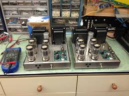 125 watt kt88 tube amplifier the paper horn by inlow sound artificial center tap at Tube Amp Wiring