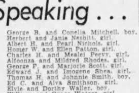 Birth Notice: Deborah Rhodes (1952) - Newspapers.com