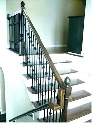 interior wood stair railing kits indoor stair railing indoor stair railing kit railings inside ideas interior interior wood stair railing kits