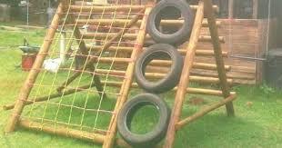 Afbeeldingsresultaat voor homemade playgrounds