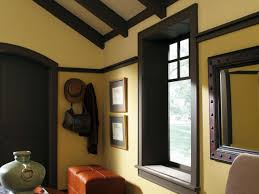 ... Exquisite Craftsman Style Molding For Your Interior Decoration :  Entrancing Living Room And Interior Decoration Using ...