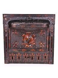 antique american dawson bros fireplace gas insert save