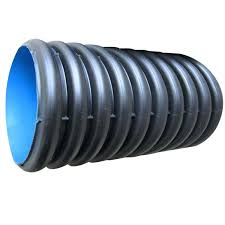 6 c u corrugated perforated pipe vs installing inch for downspout drainage systems