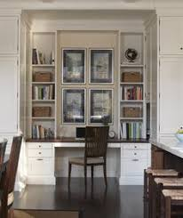 traditional hidden home office. Exellent Hidden Home Office Builtin Desk Design Pictures Remodel Decor And Ideas Intended Traditional Hidden