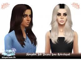 S4 Ade Darma Lena Retexture + DarkRoots - Naturals + Unnaturals - The Sims  4 Download - SimsDomination | Sims 4, The sims 4 download, Sims 4 cc