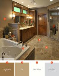 Light Brown Paint Color Bathroom 20 Relaxing Bathroom Color Schemes Shutterfly